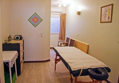 Sala de terapias - 1º piso